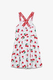 FOX KIDS Girl Cross-Back Printed Dress