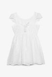 FOX KIDS Girl Lace Dress with Back Detail