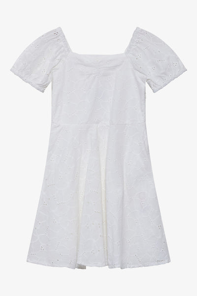 FOX Kid Girl Broderie Anglaise Dress