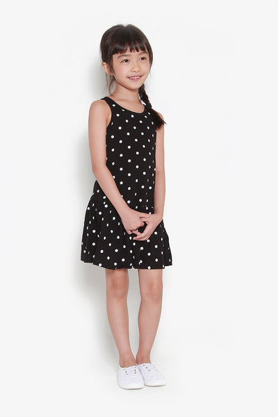 FOX KIDS Girl Printed Jersey Dress