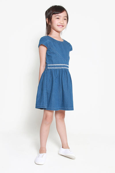 FOX KIDS Girl Denim Dress