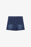 FOX Kid Girl Essential Denim Mini Skirt