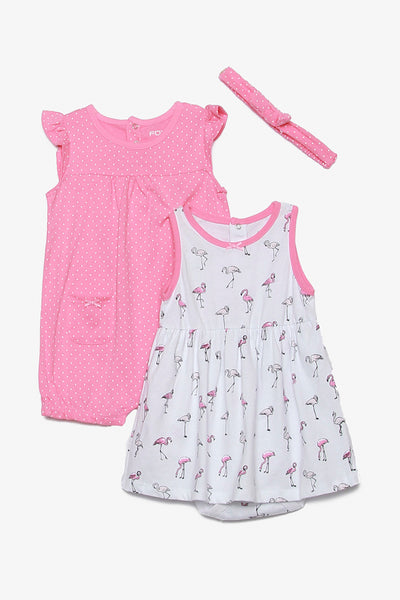 FOX NEWBORN 3-Piece Set