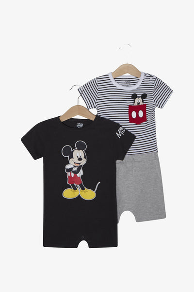 FOX Newborn & Baby 3-Piece Mickey Mouse Set