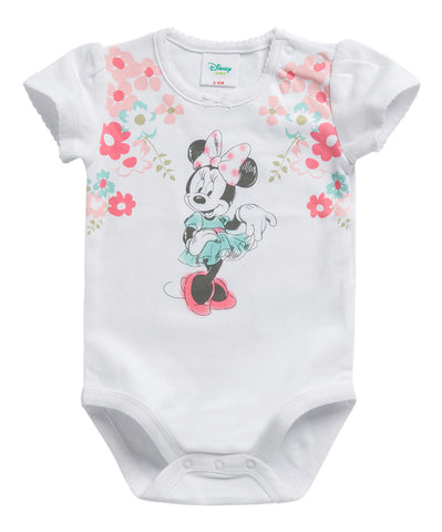 Minnie Mouse Bodysuit