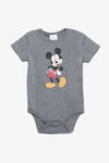 FOX NEWBORN Mickey Mouse Short-Sleeve Bodysuit