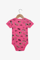 FOX Newborn & Baby Minnie Mouse Bodysuit