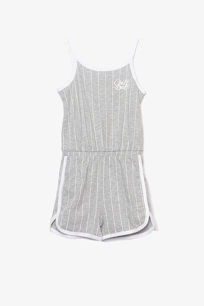 FOX KIDS Girl Jersey Playsuit