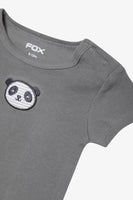 FOX NEWBORN & BABY Short Sleeve Bodysuit