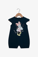 FOX Newborn & Baby Minnie Print Bodysuit