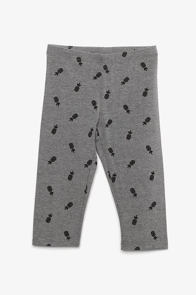 FOX KIDS Girl Printed Jersey Leggings