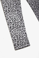 FOX Kid Girl All Over Leopard Print Leggings