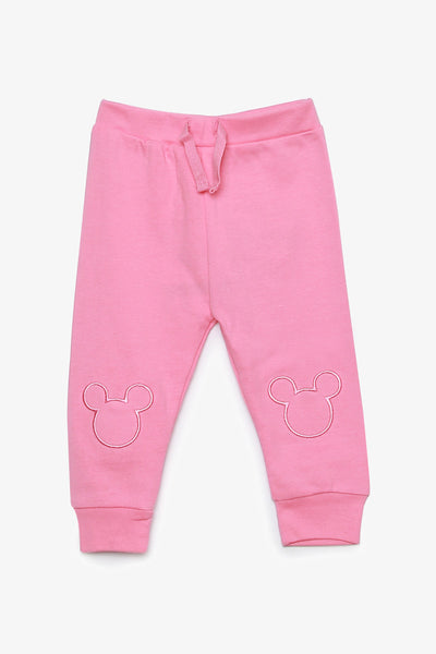 Mickey Mouse Knit Pants