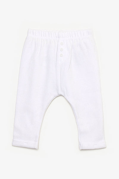 FOX NEWBORN Knit Pants