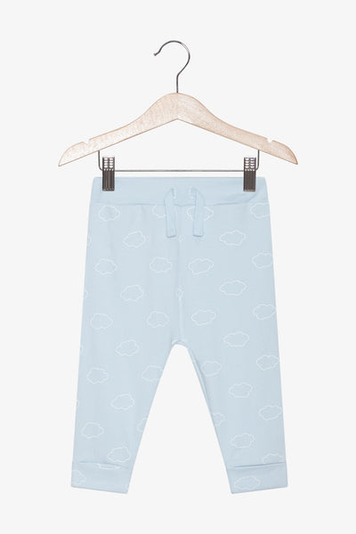 FOX Newborn & Baby All Over Cloud Print Leggings
