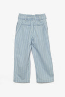 FOX KIDS Girl Pinstripe Denim Pants