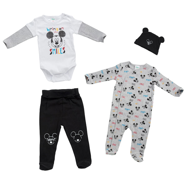 Mickey Mouse 4-piece Set