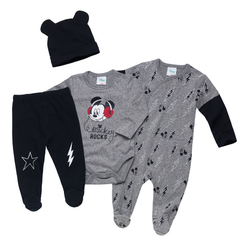 4-piece Mickey Mouse Set