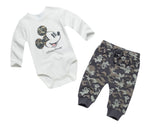 Camouflage Mickey Mouse Set