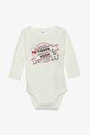 FOX NEWBORN Winnie the Pooh Long-Sleeved Bodysuit
