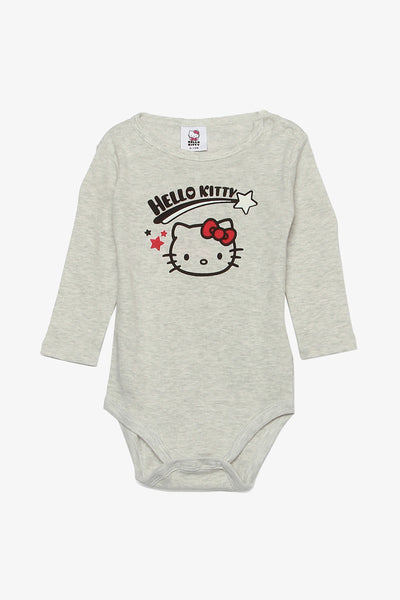 FOX NEWBORN Hello Kitty Long-Sleeved Bodysuit