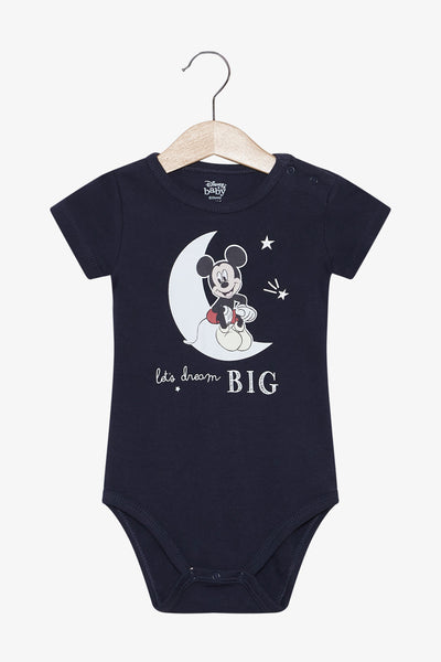 FOX Newborn & Baby Mickey Bodysuit