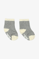 FOX NEWBORN 4-Pack Trainer Socks