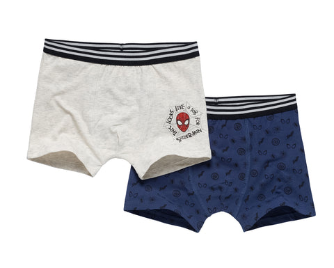 2-piece pack Spiderman Boxers