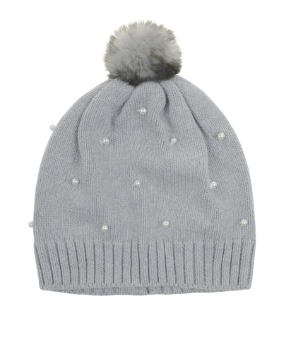 Beanie with Embellishment