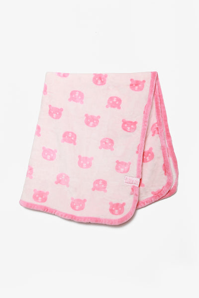 FOX BABY Girl Printed Blanket