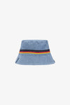 FOX Newborn & Baby Striped Print Hat