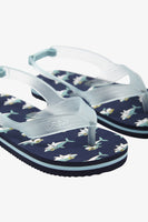 FOX Newborn & Baby Allover Shark Sandals