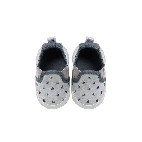 Sailboat Prints Slip on