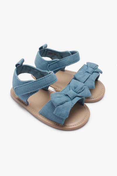 FOX BABY Girl Sandals with Bow