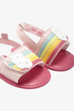 FOX BABY Girl Rainbow Sandals