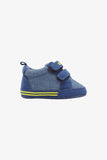 FOX BABY Boy Be Cool Denim Velcro Sneakers