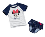 Minnie Mouse 2 piece swimsuit