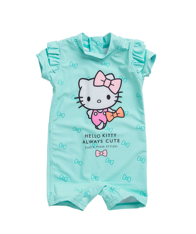 Hello Kitty Swimsuit with Frills
