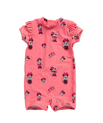Minnie Mouse Swimsuit with Frills