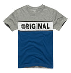Colour Block Word Tee