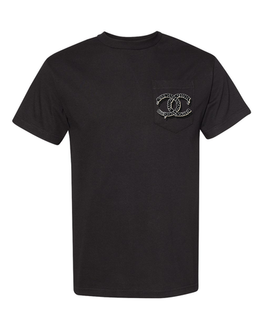 Chanel Pocket Drip Tee