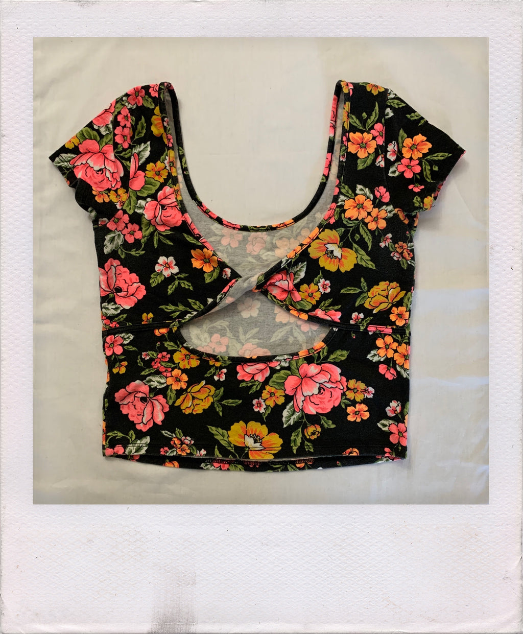Fashion Crop Top