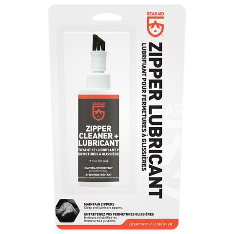 Gear Aid - Zipper Cleaner + Lubricant