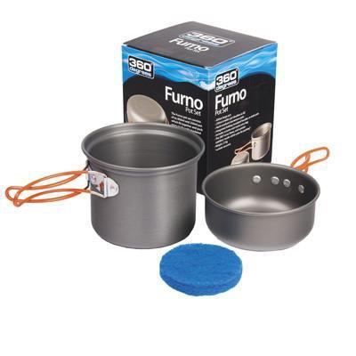 360 Degrees - Furno Pot Set