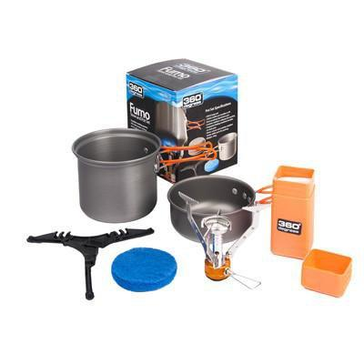 360 DEGREES - 360 Furno Stove and Pot Set