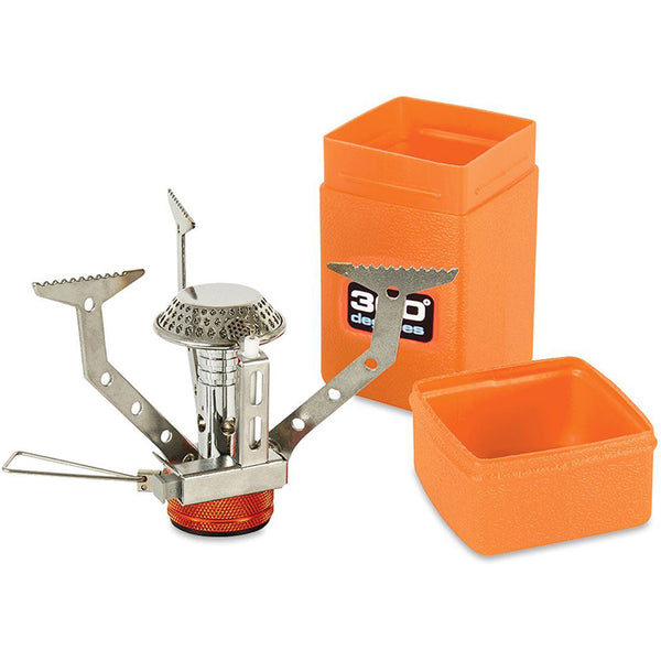 360 DEGREES - 360 Furno Stove With Igniter