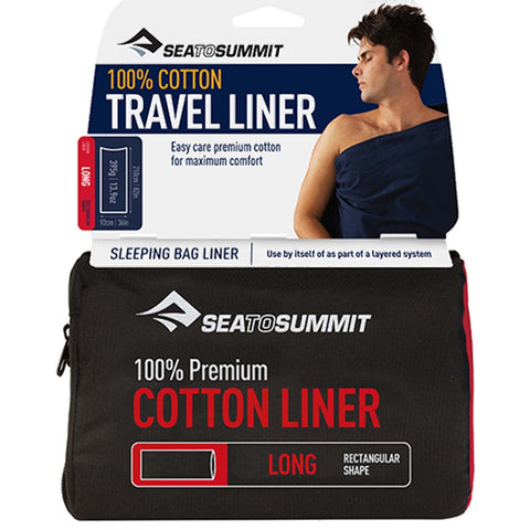 SEA TO SUMMIT - Cotton Liner