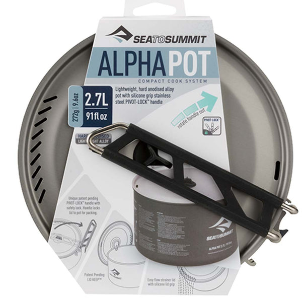 SEA TO SUMMIT - Alpha Pot 2.7L