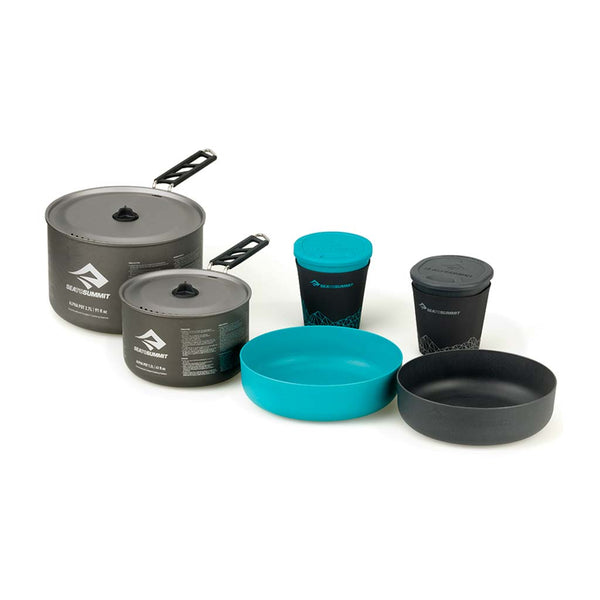SEA TO SUMMIT - Alpha 2 Pot Cook Set 2.2