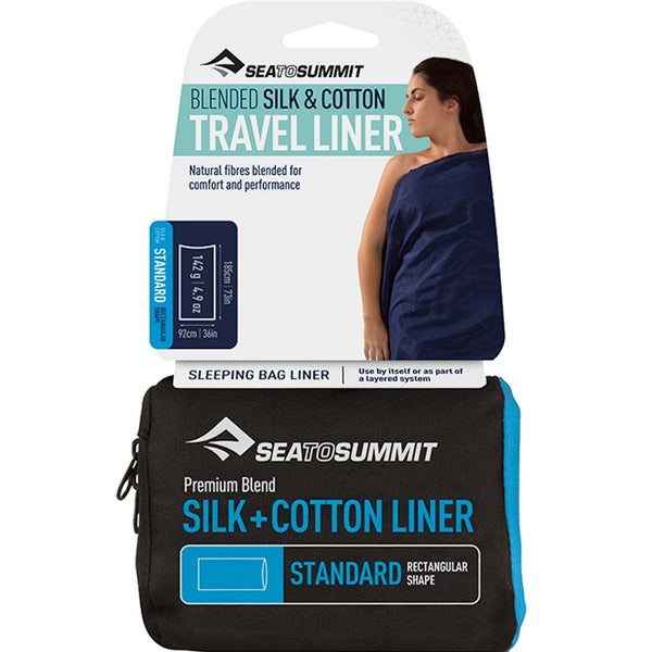 Silk/Cotton Travel Liner